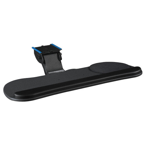 Bush Accessories Deluxe Articulating Keyboard Tray (long track), AC99889 ; UPC: 042976011185 ; Image 1