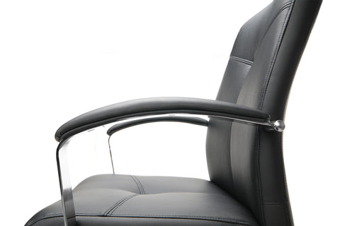 Essentials by OFM E1003 Executive Conference Chair, Black ; UPC: 845123030820 ; Image 9