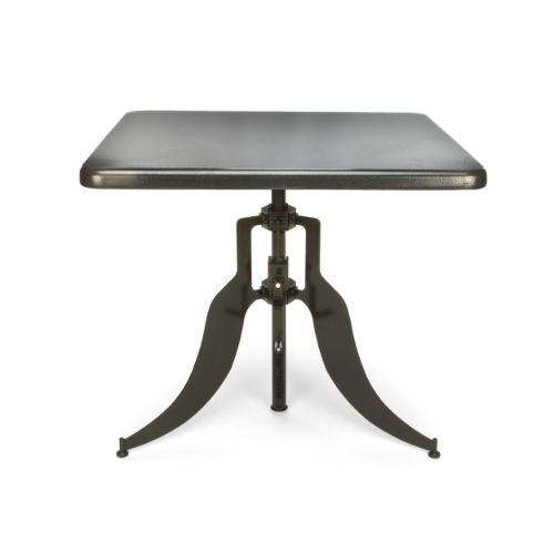 "OFM Endure Series 36"" Adjustable Height Table; Metal Top ; Dark Vein ; (845123039809)"