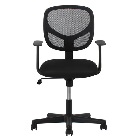 OFM Essentials Collection Mesh Back Office Chair, in Black (ESS-3001) ; UPC: 089191013372 ; Image 2