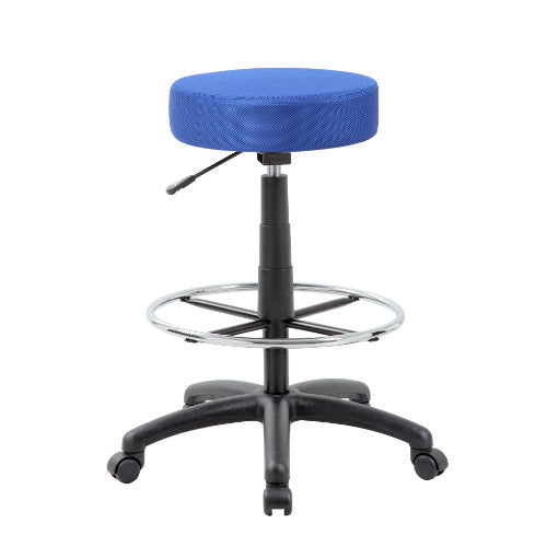 The DOT drafting stool, Blue ; UPC:751118210934