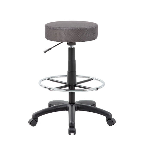The DOT drafting stool, Charcoal Grey ; UPC:751118210996