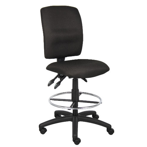 Boss Multi-Function Fabric Drafting Stool ; UPC:751118163513