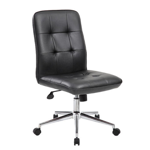 Boss Modern Office Chair - Black ; UPC:751118330014