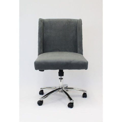 Boss Decorative Task Chair - Charcoal Grey ; UPC:751118586374