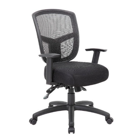Boss Contract Mesh Task Chair ; UPC:751118602319