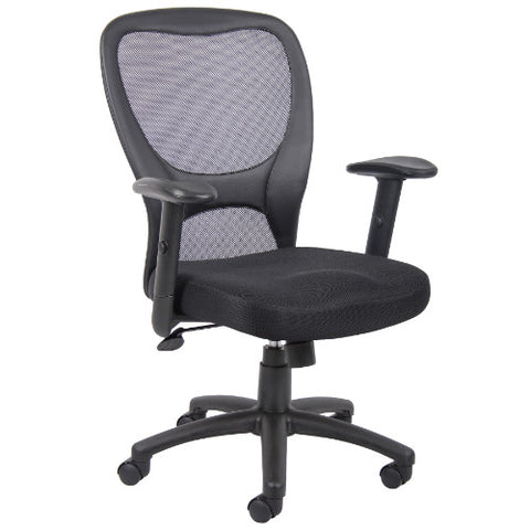 Boss Budget Mesh Task Chair ; UPC:751118650815