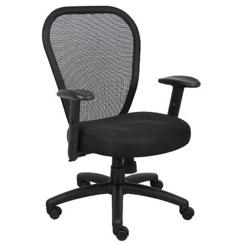 Boss Professional Managers Mesh Chair     ; UPC:751118660814