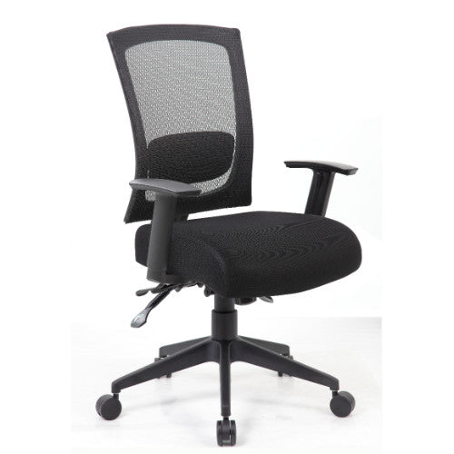 Boss Contract Mesh Back Task Chair ; UPC:751118671612