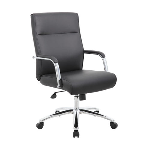Boss Modern Executive Conference Chair - Black ; UPC:751118069693