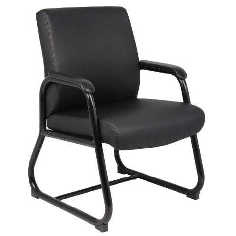 Boss Heavy Duty Caressoft Guest Chair ; UPC:751118070910