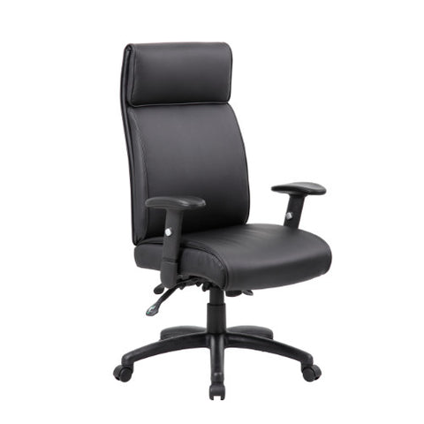 Boss Multi-Function Executive High Back Chair ; UPC:751118071016