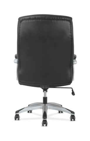 Sadie Big & Tall High-Back Executive Chair | Black Leather ; UPC: 888206724773 ; Image 6