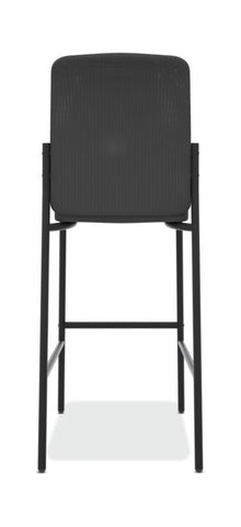 HON Instigate Cafe-Height Stool | Armless | Black ; UPC: 782986472315 ; Image 5