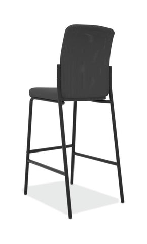 HON Instigate Cafe-Height Stool | Armless | Black ; UPC: 782986472315 ; Image 6