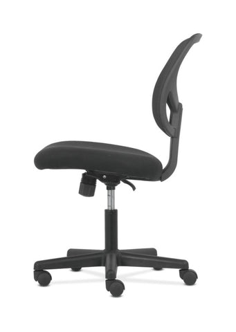 Sadie Mid-Back Task Chair | No Arms ; Image 4