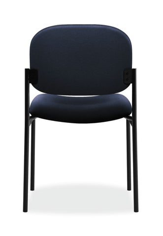 HON Scatter Stacking Guest Chair | Navy Fabric ; UPC: 782986472216 ; Image 5