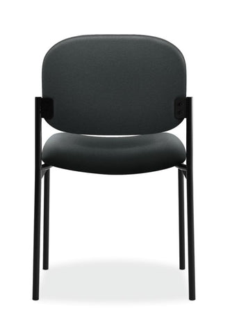 HON Scatter Stacking Guest Chair | Charcoal Fabric ; UPC: 645162996213 ; Image 5