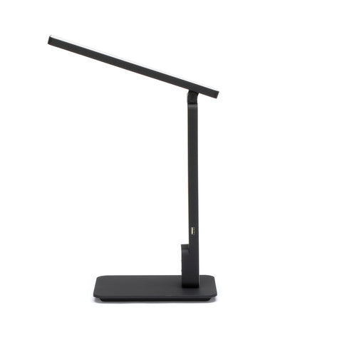 OFM 4025-10PK-BLK Industrial LED Desk Lamp with Touch Activated Switch and USB Charging Port, Black (Pack of 10) ; UPC: 192767001212 ; Image 5