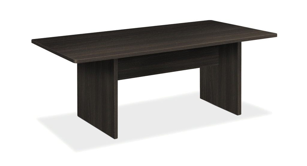 "HON BL Series Office Table, 72""W x 36""D Rectangle, Espresso (BSXBLC72R) ; UPC: 641128468343 ; Image 1"
