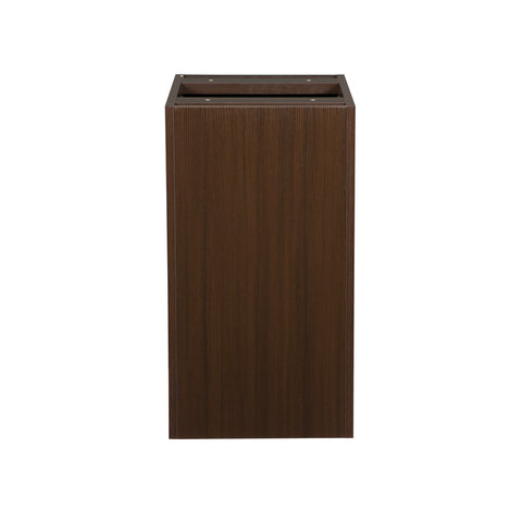 OFM Fulcrum Series Locking Pedestal, 2-Drawer Filing Cabinet, Espresso (CL-FF-ESP) ; UPC: 845123097489 ; Image 3
