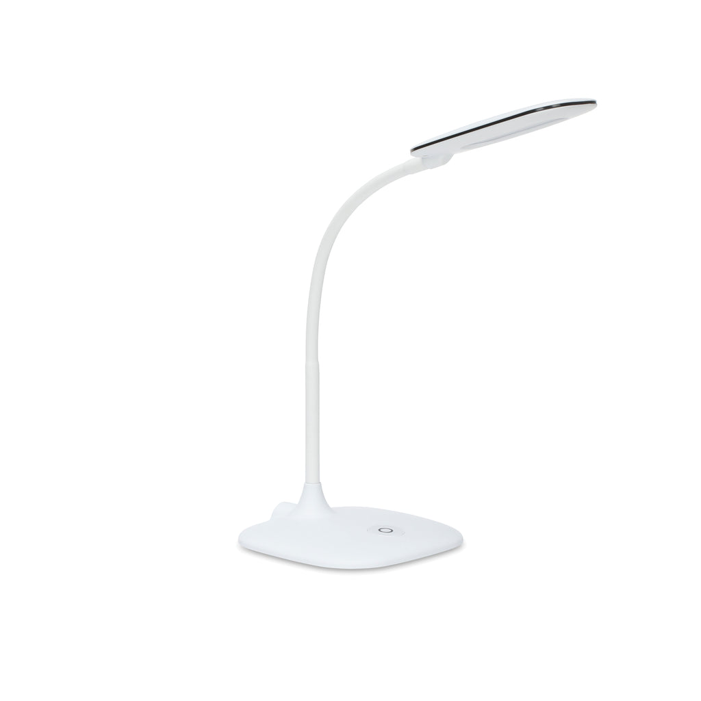 OFM ESS-9003-8PK-WHT Essentials LED Desk Lamp with Touch Control, White (Pack of 8) ; UPC: 192767000598 ; Image 1