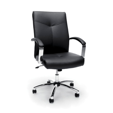 Essentials by OFM E1003 Executive Conference Chair, Black ; UPC: 845123030820 ; Image 1
