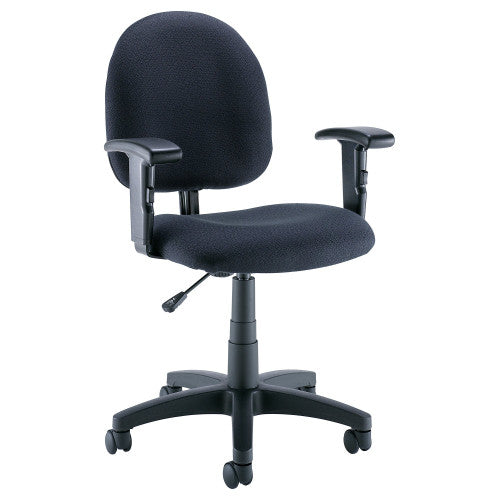 Bush BBF Commercial Chairs Task Chair with Arms, CH57502K ; UPC: 042976498504 ; Image 1
