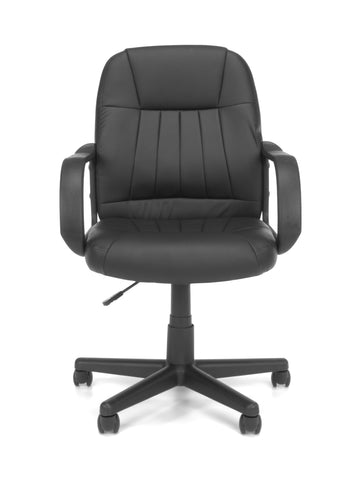 OFM Essentials Collection Executive Office Chair, in Black (E1007) ; UPC: 845123032411 ; Image 2
