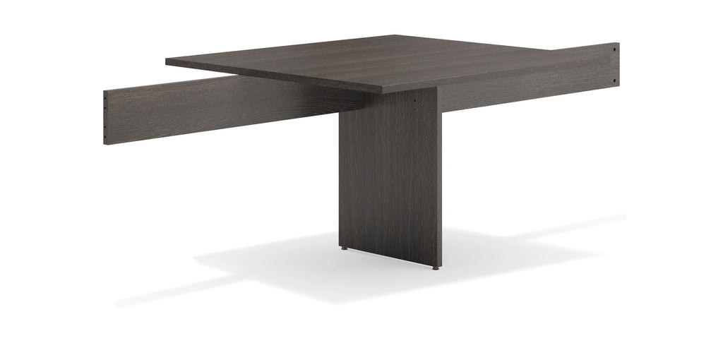 "HON Modular Conference Table, 48"" Adder Section, Espresso (BSXBLMT48A) ; UPC: 641128330039 ; Image 1"