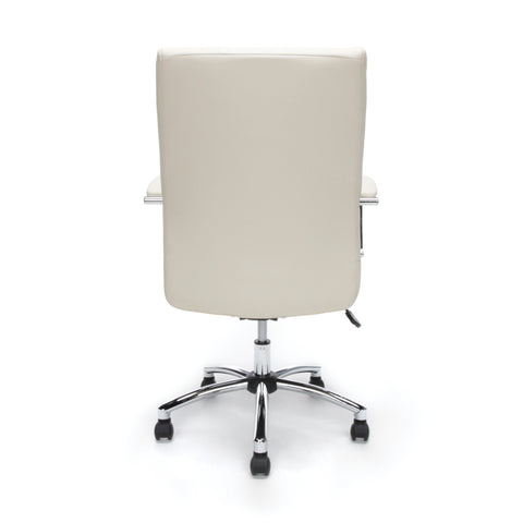 Essentials by OFM E1003 Executive Conference Chair, Cream ; UPC: 845123048436 ; Image 3