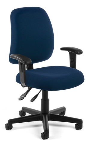 OFM 118-2-AA-804 Posture Series Task Chair with Arms ; UPC: 845123011171 ; Image 1