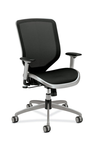 HON Boda Task Chair - Mesh Computer Chair for Office Desk (HMH02) ; UPC: 020459464772 ; Image 1