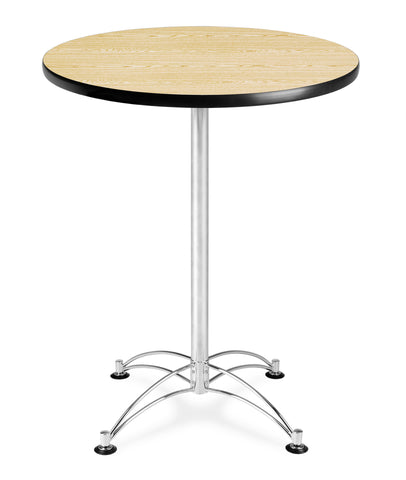 "OFM Core Collection Model CCLT30RD Round Cafe Height Table, 30"" ; UPC: 845123006429 ; Image 1"
