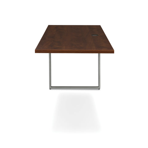 OFM Fulcrum Series 72x24 Credenza Desk, Desk Shell for Office, Cherry (CL-C7224-CHY) ; UPC: 845123097267 ; Image 5