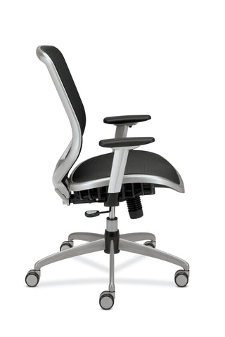 HON Boda Task Chair - Mesh Computer Chair for Office Desk (HMH02) ; UPC: 020459464772 ; Image 4
