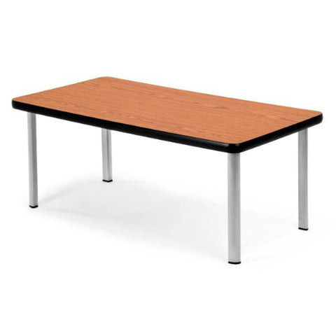 OFM Magazine Table with 4 Legs; UPC:811588015887