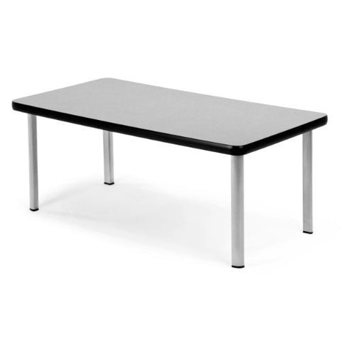 OFM Magazine Table with 4 Legs; UPC:811588015931