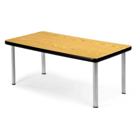 OFM Magazine Table with 4 Legs; UPC:811588015948