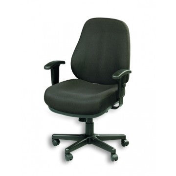 Eurotech_EUROTECH 24/7 Mid Back Chair EUT247AQ_Dove / Factory Direct