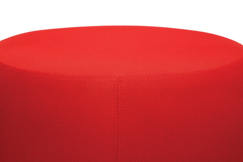 OFM Jupiter Series Fabric Ball Stool, in Red (2001-2312) ; UPC: 845123053324 ; Image 6
