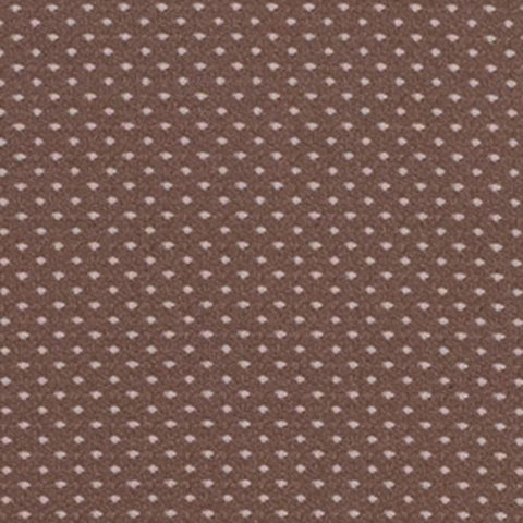 Flash Furniture HERCULES Series 18.5''W Stacking Church Chair in Brown Dot Fabric - Gold Vein Frame FDCH02185GVBNDOTGG ; Image 5 ; UPC 889142075363