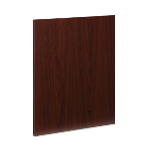 "OFM Fulcrum Series 24"" End Leg Panel Insert for Desk Closure, Two Pack, Mahogany (CL-SP24D-MHG) ; UPC: 845123097809 ; Image 1"