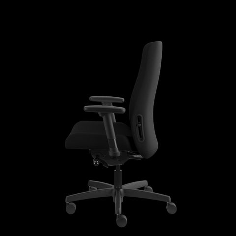 HON Endorse Mid-Back Task Chair with Lumbar Support, in Black (HLWU) ; UPC: 888531769357 ; Image 5