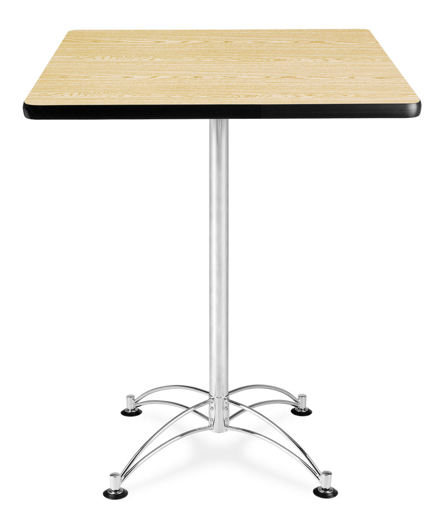 "OFM Core Collection Model CCLT30SQ Square Cafe Height Table, 30"" ; UPC: 845123006351 ; Image 1"