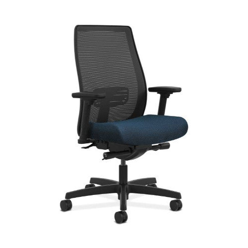 HON Endorse Mesh Mid-Back Task Chair in Blue ; UPC: 889218153643