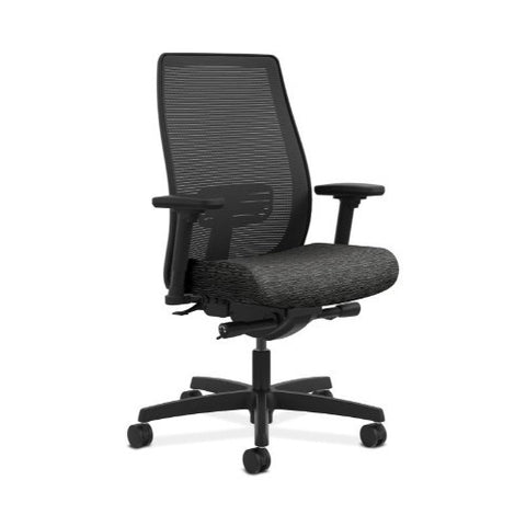 HON Endorse Mesh Mid-Back Task Chair in Onyx ; UPC: 889218050614