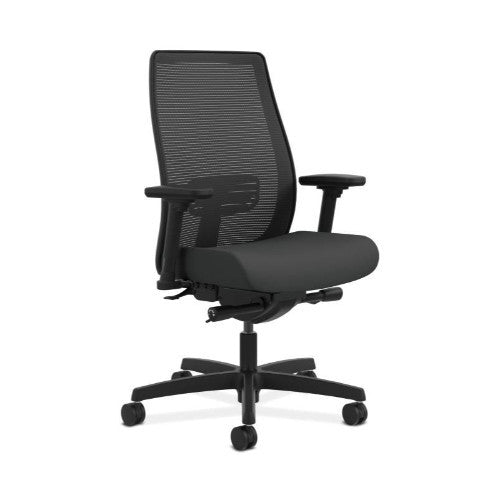 HON Endorse Mesh Mid-Back Task Chair in Iron Ore ; UPC: 888852728682
