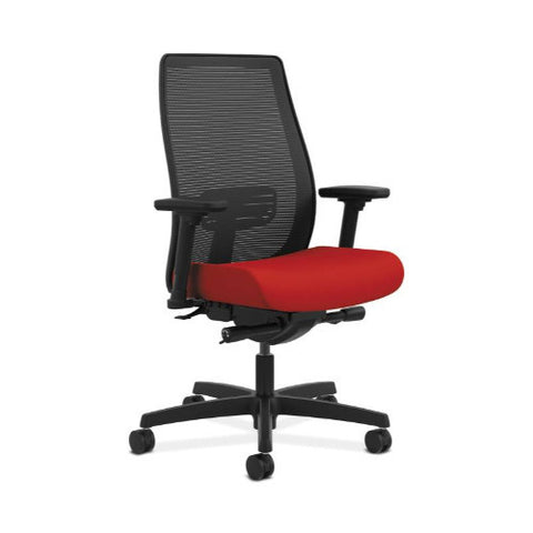 HON Endorse Mesh Mid-Back Task Chair in Tomato ; UPC: 889218153773