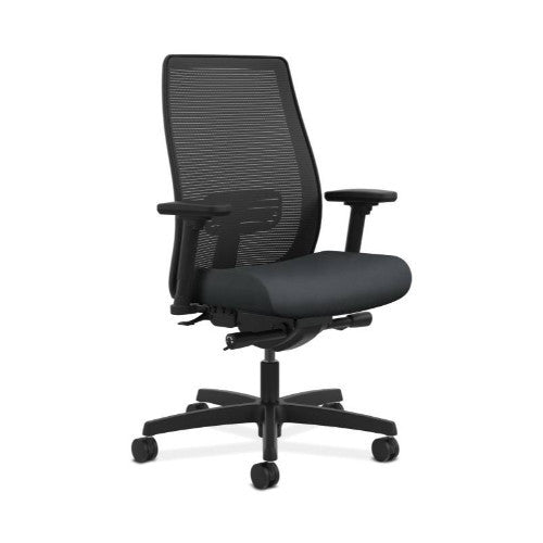 HON Endorse Mesh Mid-Back Task Chair in Onyx ; UPC: 889218153964